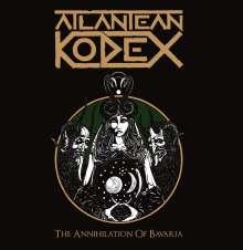Atlantean Kodex: The Annihilation Of Bavaria: Live 2015, 3 CDs