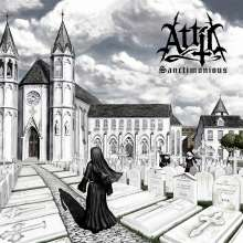 The Attic: Sanctimonious, CD