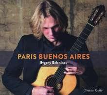 Evgeny Beleninov - Paris, Buenos Aires, CD