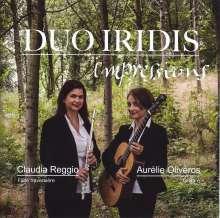Duo Iridis - Impressions, CD
