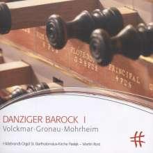 Danziger Barock I, CD