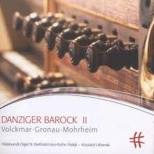 Danziger Barock II, CD