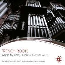 Denny Ph. Wilke - French Roots, CD