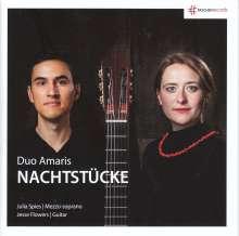 Duo Amaris - Nachtstücke, CD