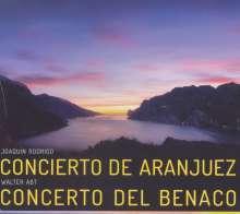 """Walter Abt (geb. 1953): Gitarrenkonzert """"Concerto del Benaco"""", CD"""
