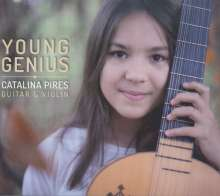 Catalina Pires - Young Genius, CD