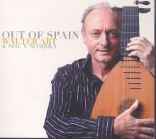 Walter Abt - Out of Spain, CD