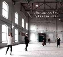 The Savage Five: Sleepwalking, CD