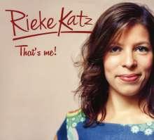 Rieke Katz: That's Me, CD