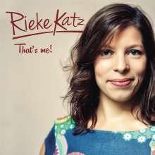 Rieke Katz: That's Me (180g), LP