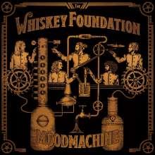 The Whiskey Foundation: Mood Machine, CD