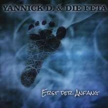 Yannick D. & Die Feta: Erst der Anfang, CD