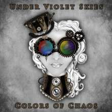 Under Violet Skies: Colors of Chaos, CD