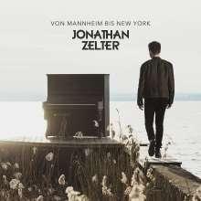 Jonathan Zelter: Von Mannheim bis New York, CD