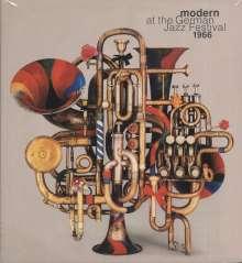 Modern At The German Jazz Festival 1966, 2 CDs