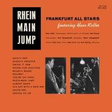Albert Mangelsdorff (1928-2005): Rhein Main Jump feat. Hans Koller, LP