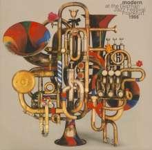 Modern At The German Jazz Festival Frankfurt 1966, 2 LPs