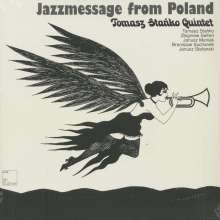 Tomasz Stańko (1943-2018): Jazzmessage From Poland, LP