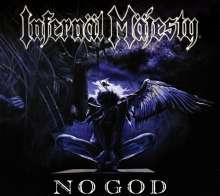Infernäl Mäjesty: No God, CD