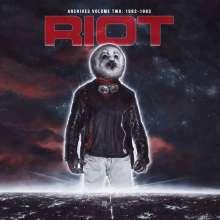 Riot: Archives Volume 2: 1982 - 1983 (Red Vinyl), 2 LPs