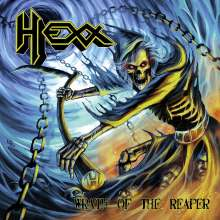 Hexx: Wrath Of The Reaper, CD