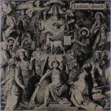 """Lordian Guard: Woe To The Inhabitants Of The Earth, 1 LP und 1 Single 7"""""""