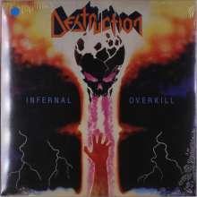 Destruction: Infernal Overkill (Electric Blue Vinyl), LP