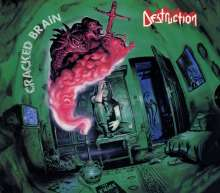 Destruction: Cracked Brain (Slipcase + Miniposter), CD