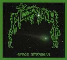 Messiah: Space Invaders, CD