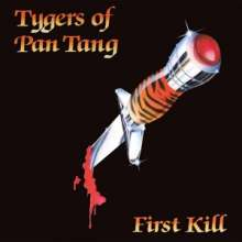 Tygers Of Pan Tang: First Kill (Clear Vinyl), LP