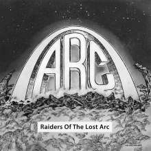 Arc: Raiders Of The Lost Arc (Clear Vinyl), 2 LPs
