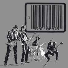 Brats (Dänemark): 1980 (Silver Vinyl), LP