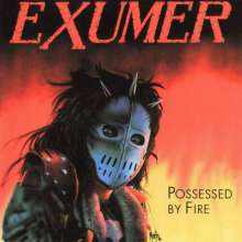 Exumer: Possessed By Fire (Blue Vinyl & 7''Single), 1 LP und 1 Single 7""