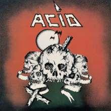"""Acid (Metal): Acid (Limited Edition) (Bone Colored Vinyl), 1 LP und 1 Single 7"""""""