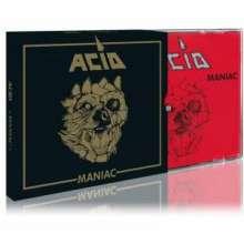 Acid (Metal): Maniac (Slipcase), CD