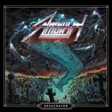 Ambush: Desecrator (Limited Edition) (Coke Bottle Green Vinyl), LP
