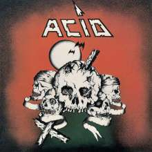 """Acid (Metal): Acid (Deluxe Edition) (Silver Vinyl), 1 LP und 1 Single 7"""""""