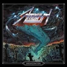 Ambush: Desecrator (White Vinyl), LP