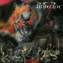 Protector: Golem (Blood Red Vinyl), LP