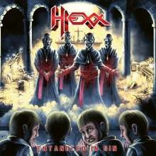Hexx: Entangled In Sin (Slipcase), CD