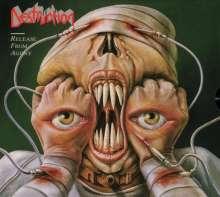 Destruction: Release From Agony (Fire Splatter Vinyl), LP