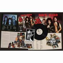 The Rods: Rock Hard, LP