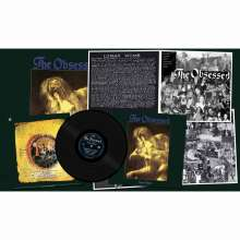 The Obsessed: Lunar Womb (Black Vinyl), LP
