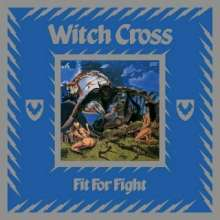 Witch Cross: Fit For Fight (Blue/Silver Splatter Vinyl), LP