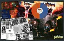 Destruction: Infernal Overkill (Blue/Orange Vinyl), LP