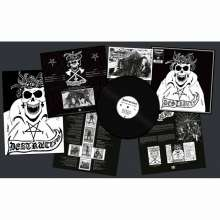 Destruction: Bestial Invasion Of Hell, LP