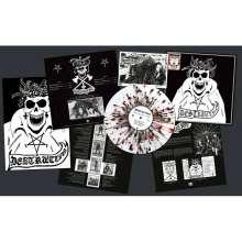 Destruction: Bestial Invasion Of Hell (Black/White Splatter Vinyl), LP