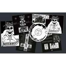 Destruction: Bestial Invasion Of Hell (Black/White Vinyl), LP