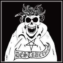 Destruction: Bestial Invasion Of Hell (+Bonus) (Slipcase), CD