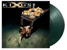 King's X: King's X (180g) (Limited-Numbered-Edition) (Moss Green Vinyl), LP